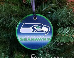 49ers wood ornaments nfl ornaments