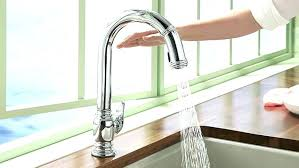 Kohler Touch Kitchen Faucet Kohler Touch Kitchen Faucet No Touch Kitchen Faucet Touch