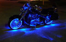 Led Lights For Motorcycle Motorcycle Accent Led Lights And High Lumen Remote Strip Light Kit