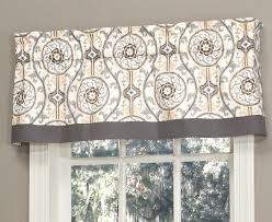 tailored valance with band izmir by thomasville