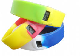 silicone bracelet watches images Silicone wristband watch silicone watch sport watch jpg