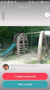 best step 2 kids swingset last chance for sale in peoria
