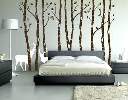Purple Wall Decals For Nursery Purple Wall Decals For Nursery Birch Tree Winter Forest Set Vinyl