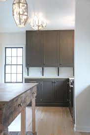 Dark Gray Kitchen Cabinets Dark Gray Kitchen Cabinets With Dark Gray Corbels Transitional