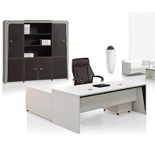 awesome modern executive office table design images liltigertoo Office Table L