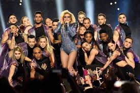thanksgiving halftime show lady gaga delivers a show big on flash and inclusiveness