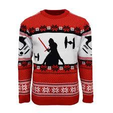 wars sweater official wars kylo ren jumper sweater ebay