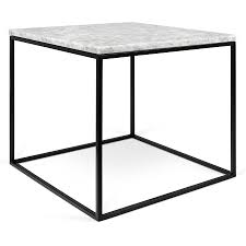coffee table gleam marble modern side table eurway