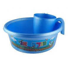 netilat yadayim cup blue wash cup bowl for kids netilat yadayim ajudaica