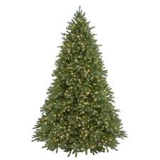 national tree company 9 ft feel real jersey fraser fir hinged