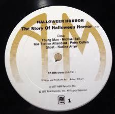 spooky vinyl halloween records for kids u2039 modern vinyl