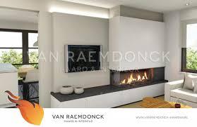 Banquette Moderne by Gesloten Moderne Gashaarden Olga Rl Fireplace Pinterest
