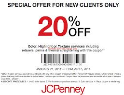 jcpenney hair salon price list jcpenney salon coupons car wash voucher