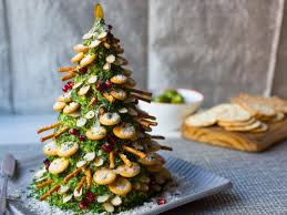 cheese and crackers tree recipe food network kitchen