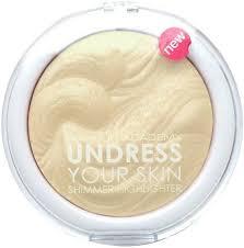 Makeup Academy Online Mua Makeup Academy Undress Your Skin Shimmer Highlighter Price