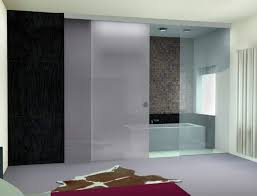 decorating your bathroom ideas bathroom sliding door designs trendy bathroom sliding glass doors