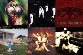 all things van halen post here tour albums etc