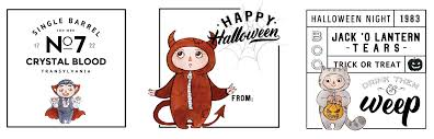 share a little scare with free printable halloween tags u2022 whipperberry