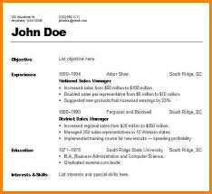 Different Resume Templates 100 Best Type Of Resume Entry Level Environmental Engineer