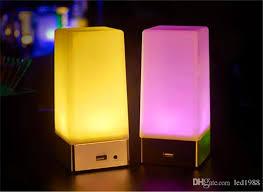 wholesale led under table lights wholesale led charging bar l creative restaurant cafe mobile