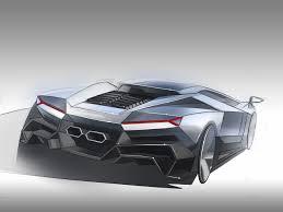 lamborghini concept car a look at the designs for a lamborghini cnossos concept car