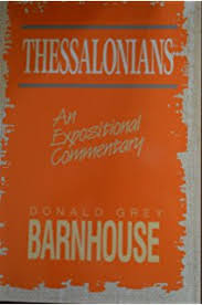 acts an expositional commentary donald grey barnhouse herbert