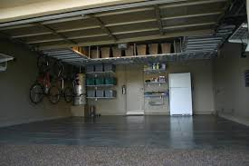 Garage Shelving System by Garage Overhead Storage Gallery Cary Nc Shelving Cabinets
