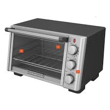 Where To Buy A Toaster Oven 6 Slice Toaster Oven Black Decker