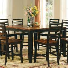 counter height dining table butterfly leaf counter height tables silver company 5 piece counter height dining