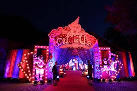 circus theme celebration search big top carnival