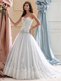 just arrived alencon lace drop waist wedding gown with dramatic