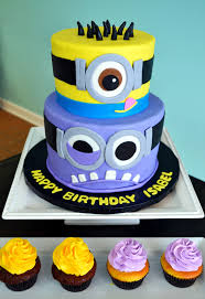 minions cake delicious despicable me minion cakes stylish