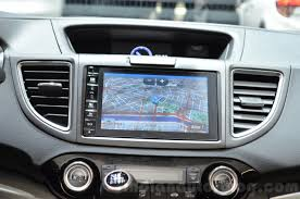 honda crv 2016 honda cr v black edition infotainment navigation system at gims