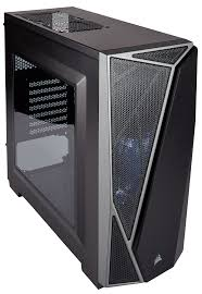 carbide series spec 04 mid tower gaming case u2014 black grey
