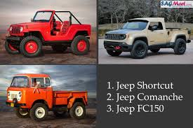 jeep comanche on flipboard jeep celebrates platinum jubilee with 7 new suv concepts