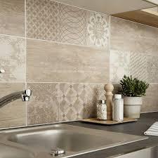 faience de cuisine faience mur marron sequoia l 20 x l 60 cm salle de bain