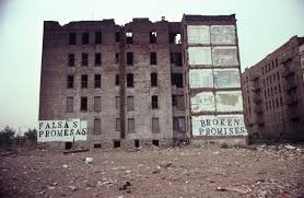 the rise and fall of public housing in nyc guernica