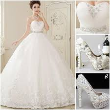 marriage dress bridal dress and pencil heal fashionhugs