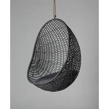 hanging pod chair l eco friendly furniture and homewares