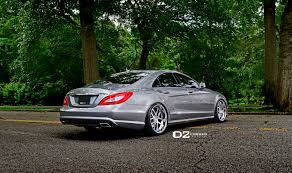 gorgeous mercedes benz cls 550 fms08 by d2forged 5