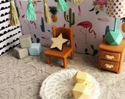 doll furniture etsy