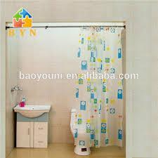 Magnetic Curtain Rod Byn Shower Curtain Rod Magnetic Curtain Rod Swivel Curtain Rod Dq