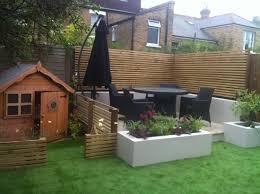 Family Garden - sprout gardens garden design chiswick teddington richmond