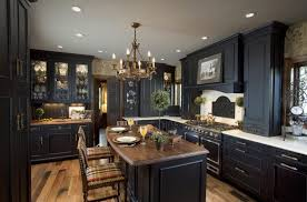 kitchen designs white cabinets black countertops backsplash