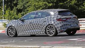 watch the 2018 renault megane rs attack the nurburgring