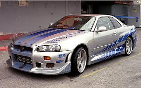 r34 nissan skyline gtr r34 fast and furious 110 u2013 mobmasker