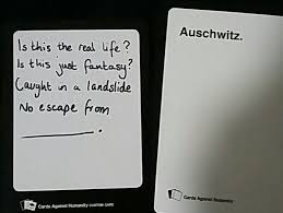 best 25 cards against humanity ideas on cards against