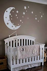 wall theme uncategorized outstanding baby boy room themes captivating moon