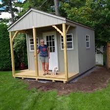 cabin styles cabin style storage sheds better way sheds