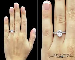 solitaire oval engagement rings 1 0 carat oval cut solitaire engagement ring sr1016